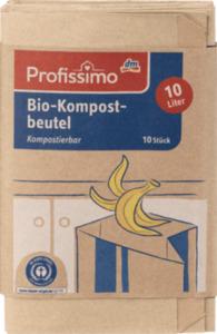 Profissimo Kompost-Beutel Bio 10l