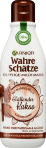 Wahre Schätze Haarkur Pflege-Milch Maske Kakao