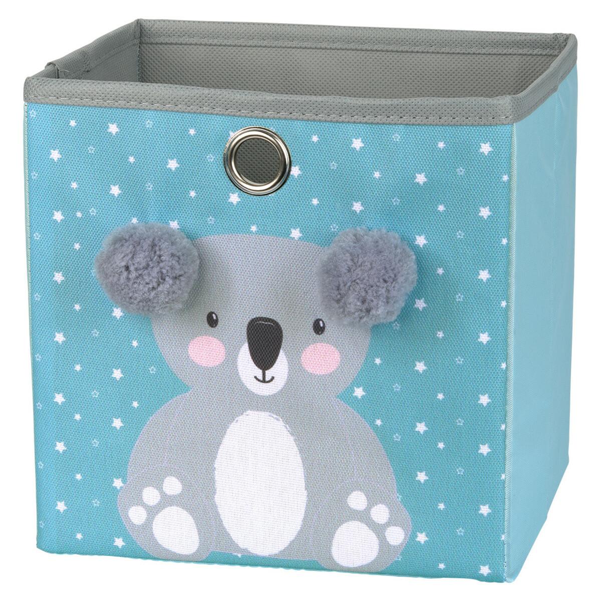 Bild 1 von Ordnungsbox mit Koalabär-Motiv