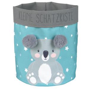Aufbewahrungskorb mit Koalabär-Motiv