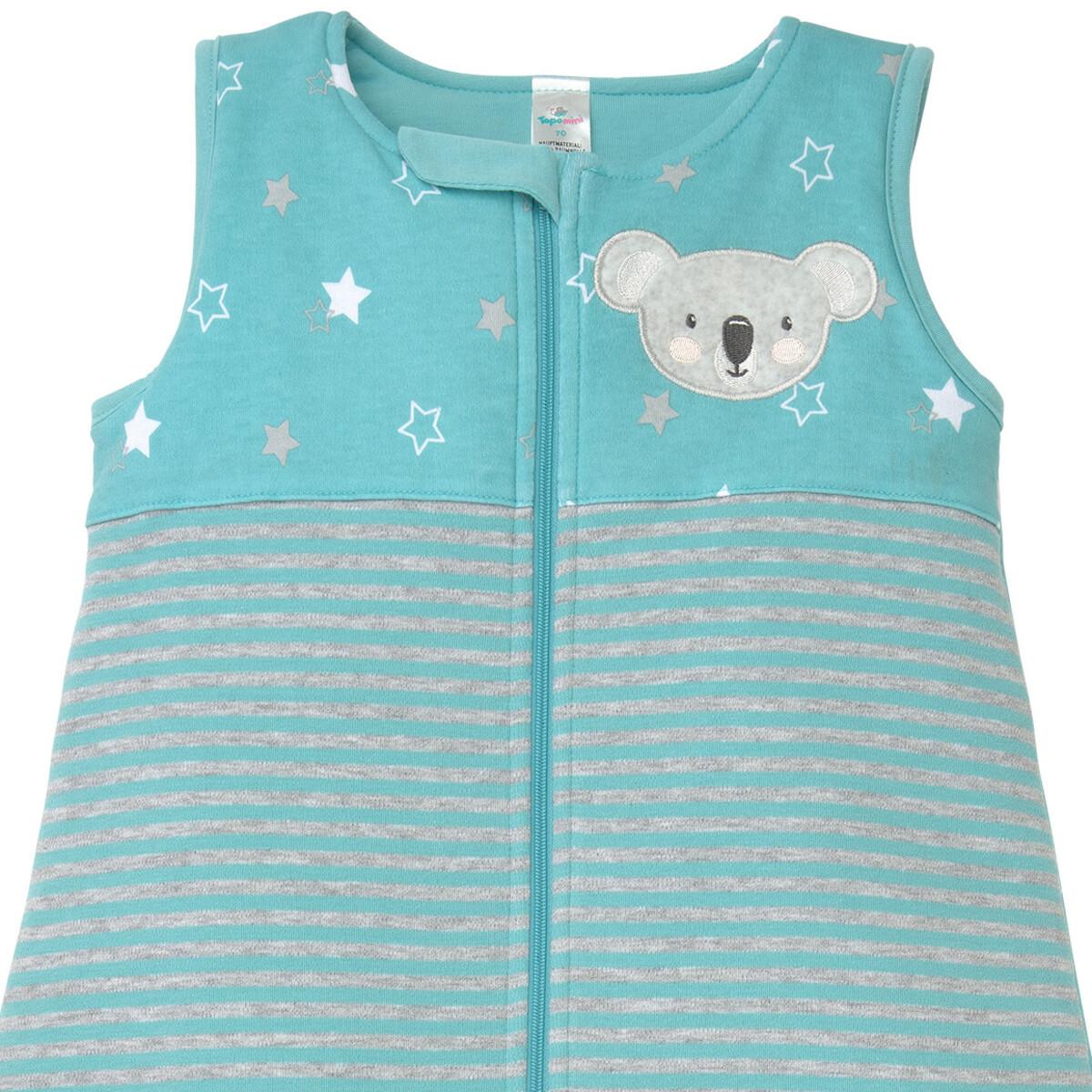 Bild 3 von Baby Winter-Schlafsack mit Reißverschluss
