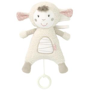 Baby Spieluhr im Schäfchen-Design