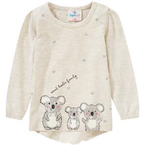 Baby Langarmshirt mit Koalabär-Motiven