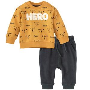 Newborn Pullover und Nicki-Hose