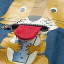 Bild 4 von Baby Langarmshirt mit Reißverschlusstasche