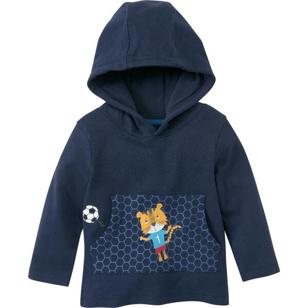 Baby Kapuzenshirt mit Känguru-Tasche