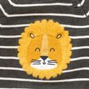 Bild 2 von Baby Strickpullover mit Löwen-Applikation