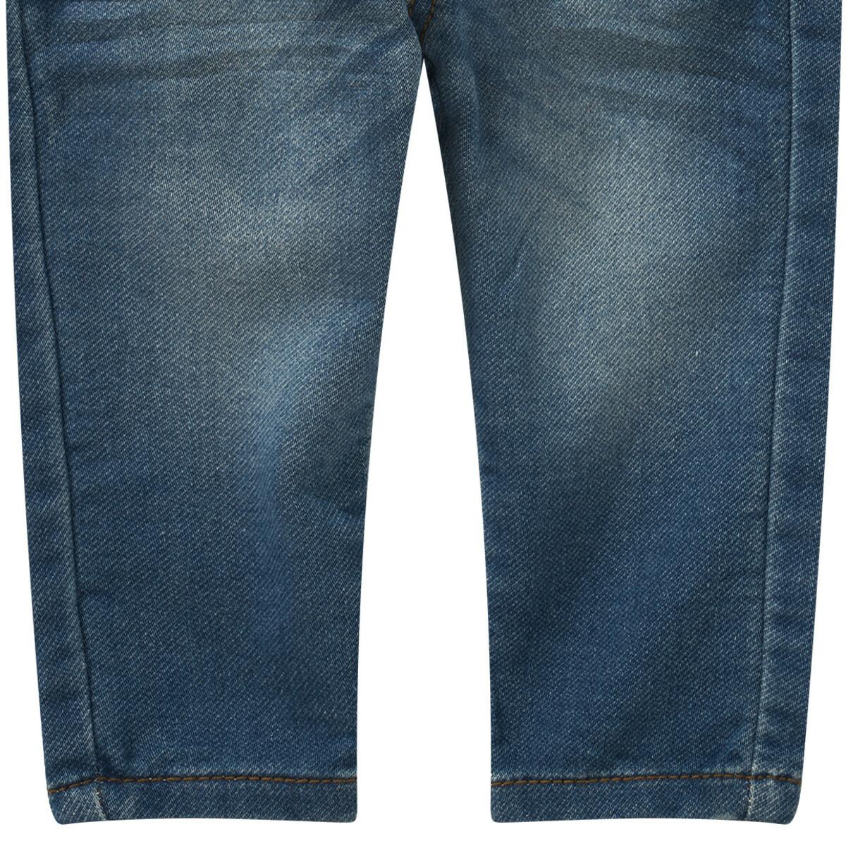 Bild 4 von Baby Pull-on-Jeans