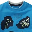 Bild 3 von Baby Langarmshirt mit Glow-in-the-Dark-Effekt