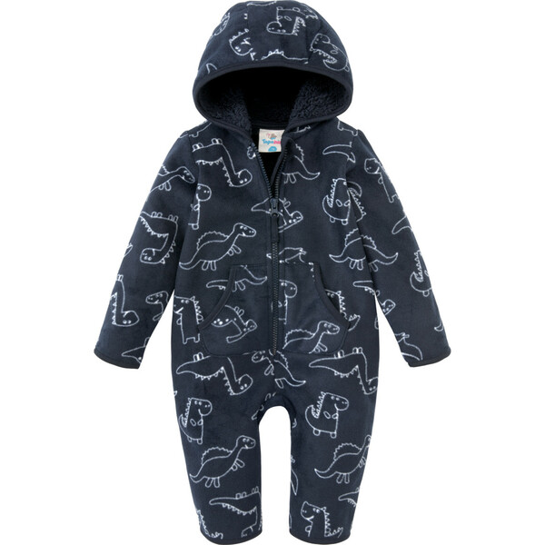 Baby Overall aus Fleece