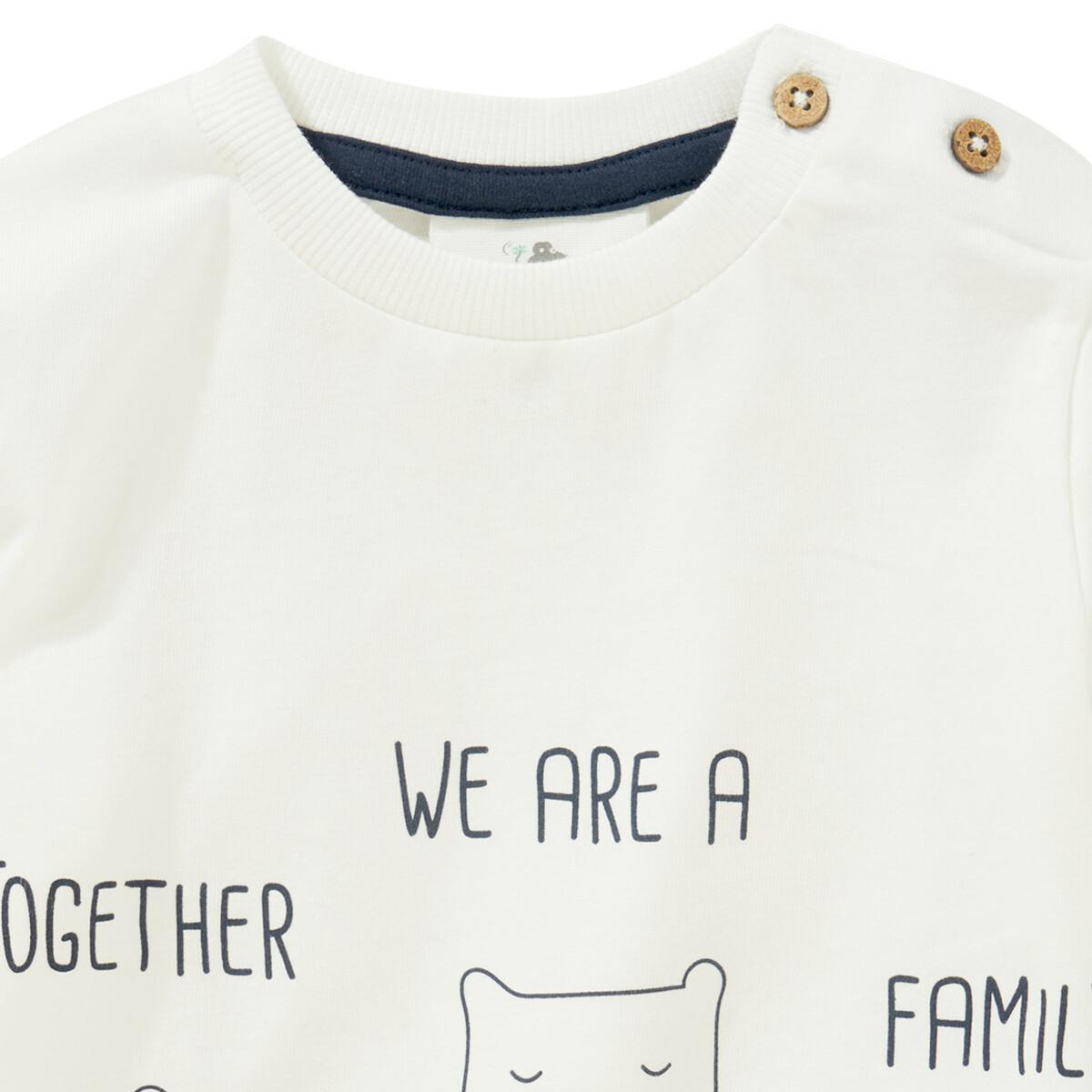 Bild 2 von Baby Langarmshirt mit Bärchen-Motiven
