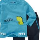 Bild 2 von Newborn Sweatshirt und Jogginghose im Set