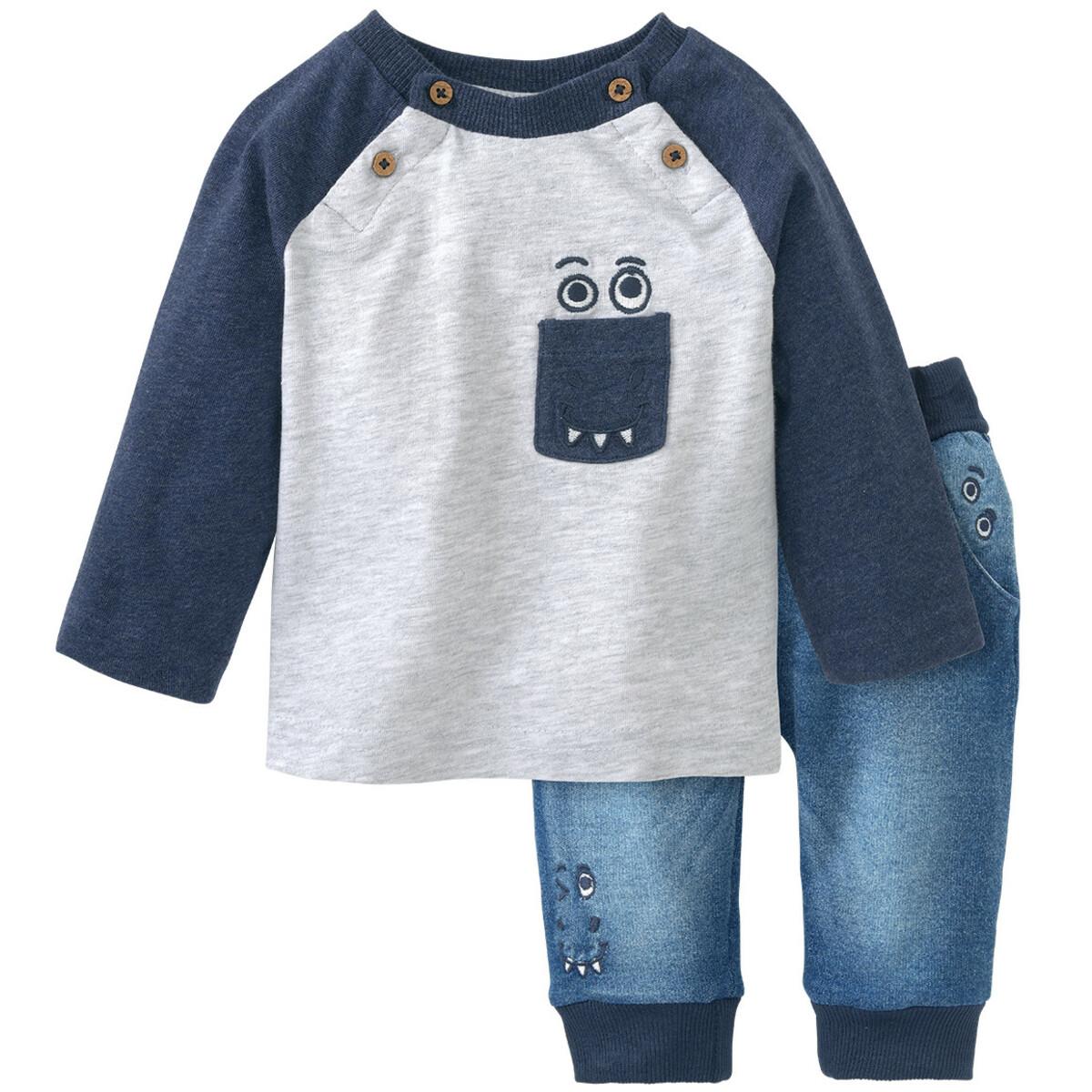 Bild 1 von Newborn Langarmshirt und Hose