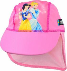 Baby Sonnenhut Princess mit UV-Schutz pink Gr. 50 Mädchen Kleinkinder