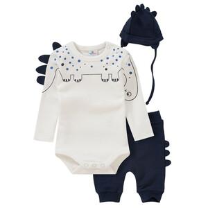 Newborn Body, Hose und Mütze