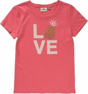 T-Shirt , Ananas rot Gr. 164 Mädchen Kinder