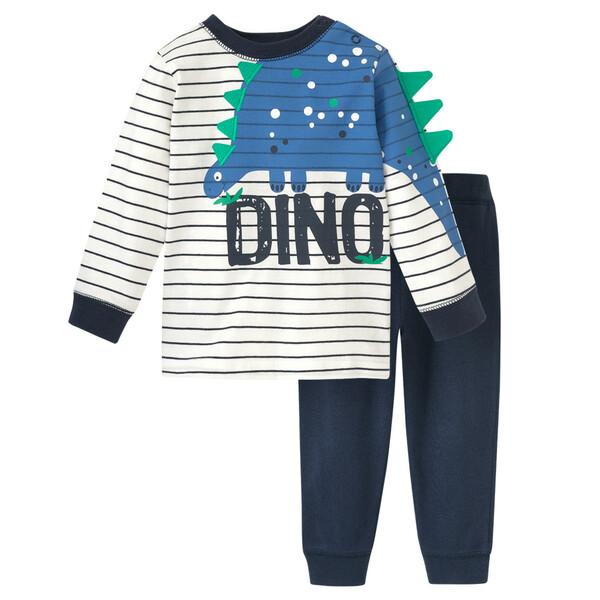 Baby Schlafanzug mit Dino-Motiv