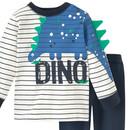 Bild 2 von Baby Schlafanzug mit Dino-Motiv