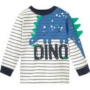 Bild 3 von Baby Schlafanzug mit Dino-Motiv