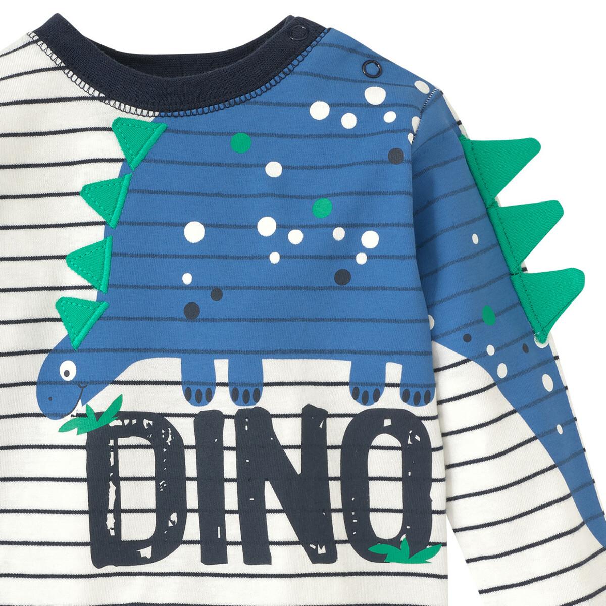 Bild 5 von Baby Schlafanzug mit Dino-Motiv