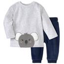 Bild 1 von Newborn Langarmshirt und Hose im Set