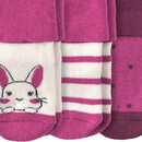 Bild 3 von 3 Paar Newborn Socken im Set