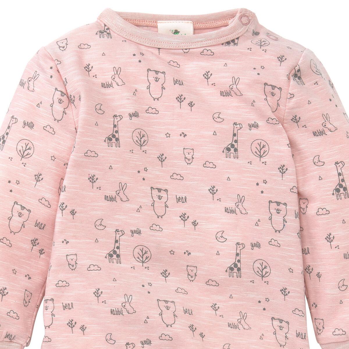 Bild 2 von Newborn Schlafanzug mit Tier-Motiven