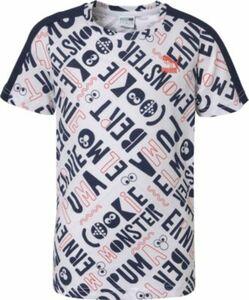 T-Shirt SESAMSTRAßE schwarz/weiß Gr. 152 Jungen Kinder