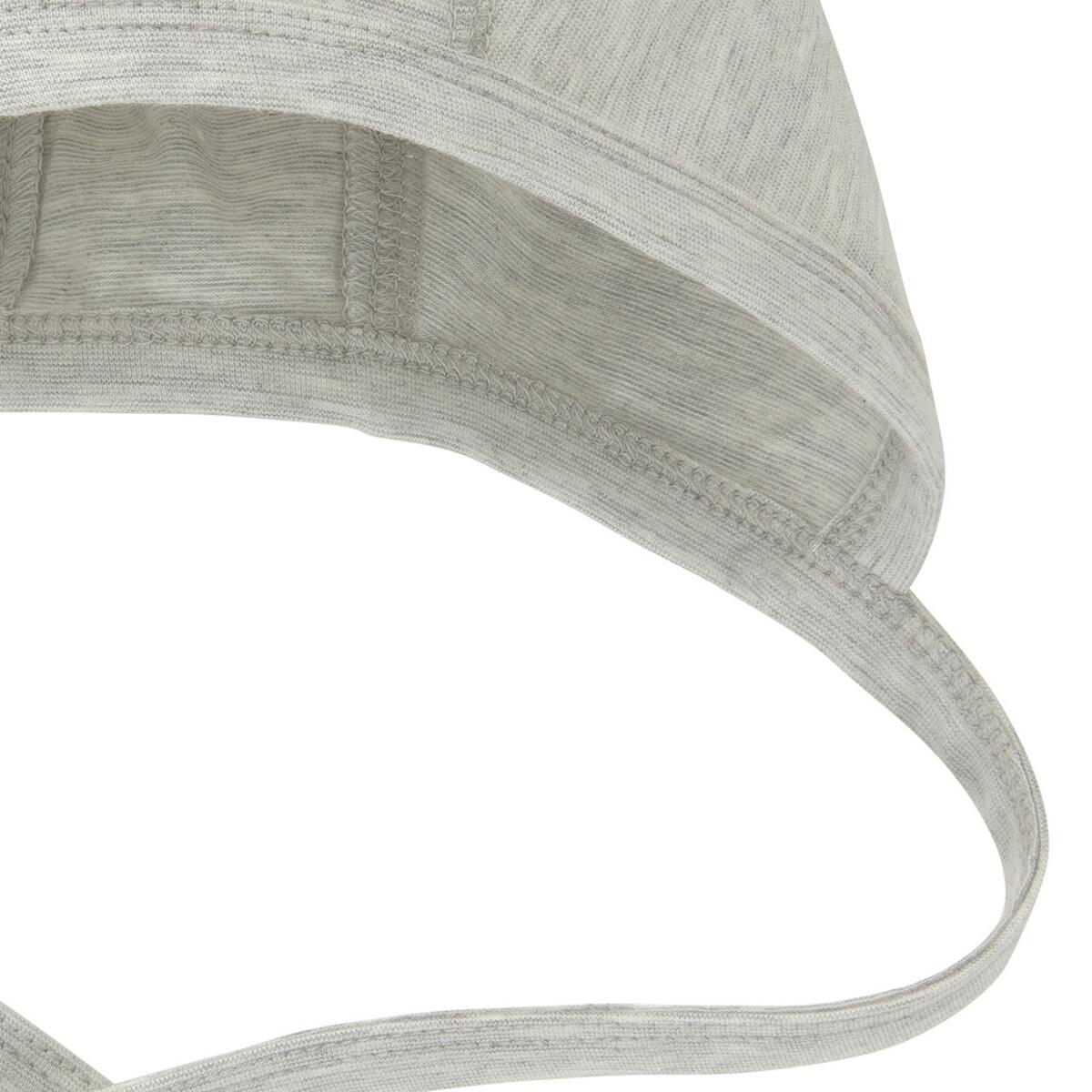 Bild 2 von Newborn Mütze mit Bindebändern