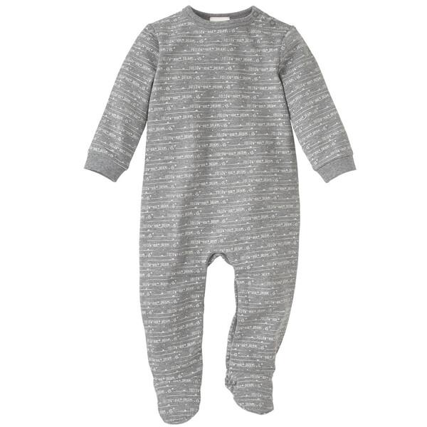 Newborn Schlafanzug mit Schriftzügen