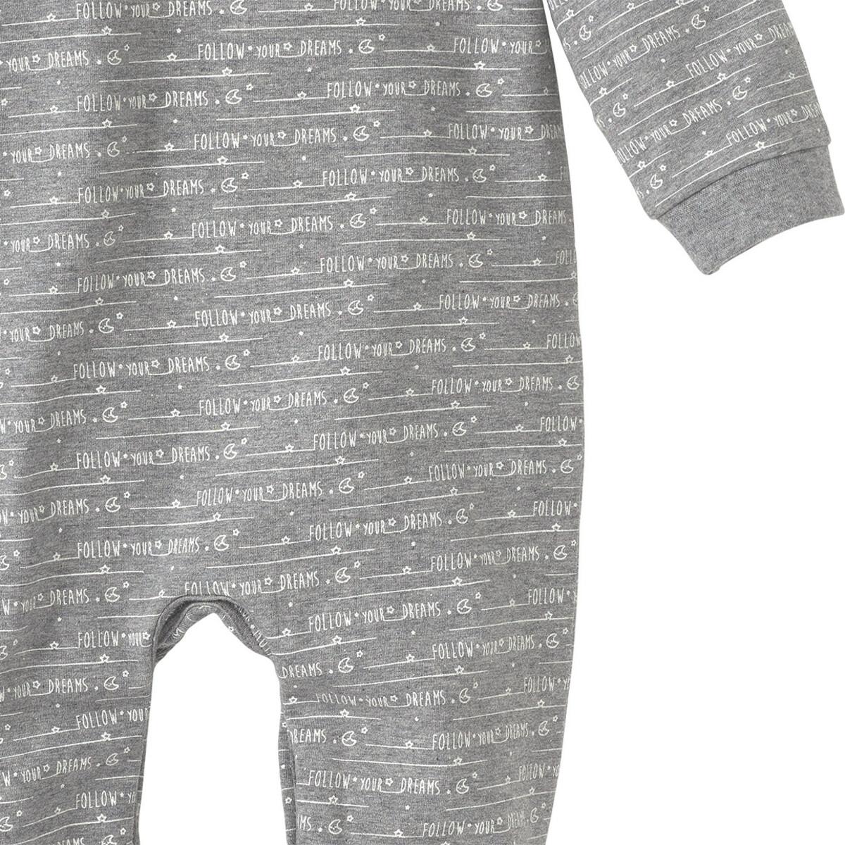 Bild 3 von Newborn Schlafanzug mit Schriftzügen
