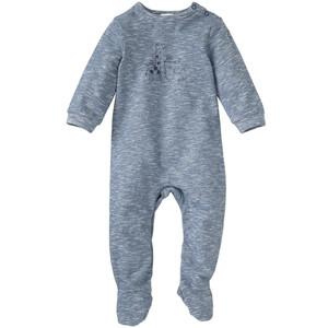 Newborn Schlafanzug mit Tier-Motiven