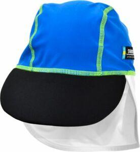 Baby Cap mit UV-Schutz blau Gr. 50 Jungen Kleinkinder