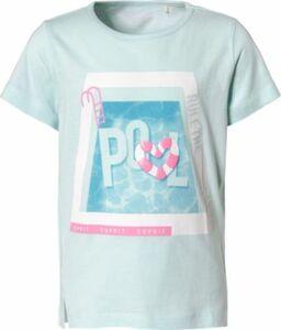 T-Shirt mint Gr. 116/122 Mädchen Kinder