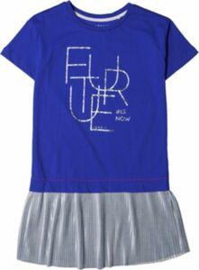 Kinder Jerseykleid dunkelblau Gr. 170/176 Mädchen Kinder
