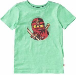 T-Shirt NINJAGO grün Gr. 140 Jungen Kinder