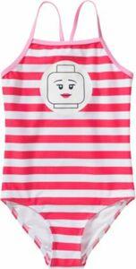 Badeanzug rot Gr. 104 Mädchen Kleinkinder