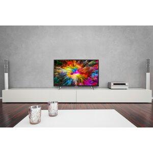 MEDION LIFE® X15555 Smart-TV, 138,8 cm (55'') Ultra HD Display, HD Triple Tuner, 1200 MPI, HDR, Netflix APP, AVS, CI+