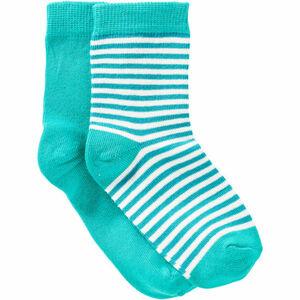 Ringel-Socken, 2er-Set