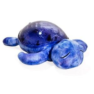 Cloud B - Tranquil Turtle: Nachtlicht- und Beruhigungsfigur Schildkröte, Lila