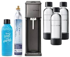 SODASTAR Trinkwassersprudler-Set