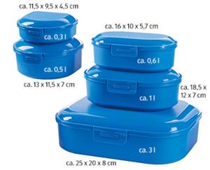 CROFTON®  Frischhaltedosen-Set, 5-teilig