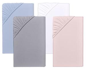 ONE WORLD®  Edel-Linon Spannbetttuch, Komfortgröße