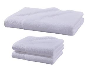 ONE WORLD®  1 Duschtuch oder 2 Handtücher