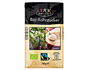 ONE WORLD®   Bio-Rohrzucker