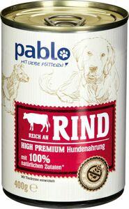 Pablo Naturals Rind 400 g