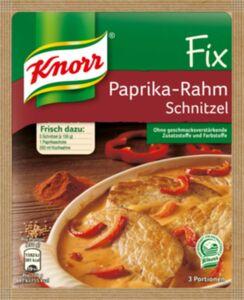 Knorr Fix für Paprika-Rahm Schnitzel 43 g