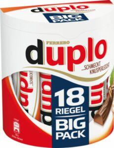 Ferrero duplo 18er 327,6 g