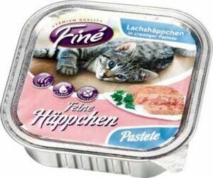 Finé Feine Lachshäppchen in cremiger Pastete 100g