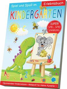 Lernbücher - Kindergarten